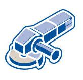 Карбофлексов диск за рязане и шлайфане на инокс SwatyComet Skorpio 2x2 125х2,5х22 3