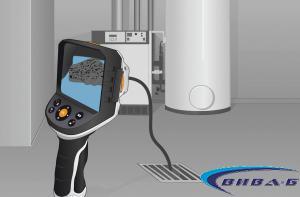 Видеоконтролер Laserliner VideoFlex G4 Vario 17мм, 1.5м, 3.5