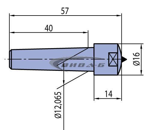 Диамантен изравнител Morse MK1-G K102 3.50kt