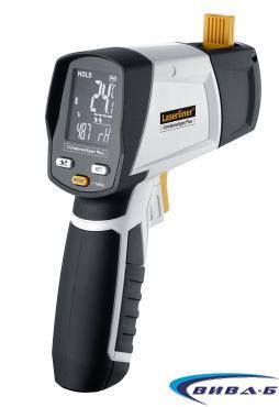 Безконтактен термометър/влагомер Laserliner CondenseSpot Plus