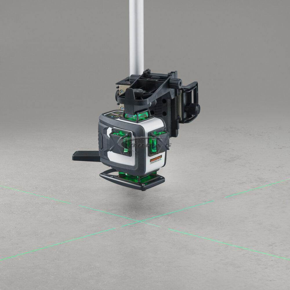 Зелен линеен лазер PrecisionPlane-Laser 4G Pro 4