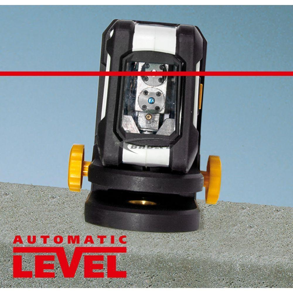 Линеен лазерен нивелир CompactCross-Laser Plus 2