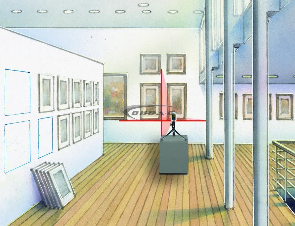 Линеен лазерен нивелир SmartCross-Laser 5