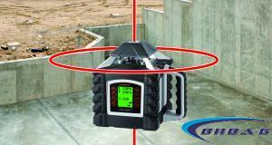 Ротационен лазер Quadrum DigiPlus 410 S 3