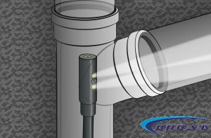 Видеоконтролер Laserliner VideoFlex G4 Duo 9мм, 1.0м, 3.5