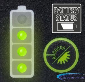 Зелен линеен лазер DuraPlane G360 set 175 см 8