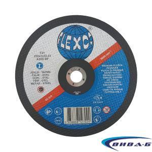 Карбофлексов диск за рязане на метал SwatyComet Flexco 230х2х22