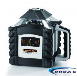 Зелен ротационен лазер Quadrum Green 410 S