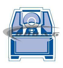 Карбофлексов диск за рязане на инокс SwatyComet Skorpio 400х4х60 2