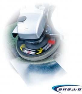 Ламелен диск за полиране PolirCO 125 VF P220-280 2