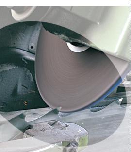 Абразивни дискове за заточване на банцингови ленти и триони