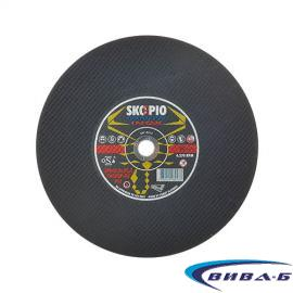 Карбофлексов диск за рязане на инокс SwatyComet Skorpio 400х4х60