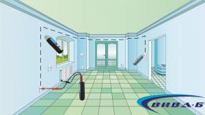 Кабелен детектор Laserliner CableTracer Pro 3