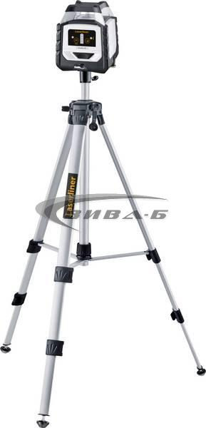Червен линеен лазер DuraPlane 360 set 175 см 2