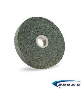 Абразивен диск прав профил, зелен 300х40х76