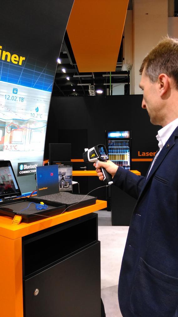 LASERLINER на Международния Технически Панаир в Кьолн 2018 4