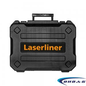 Зелен линеен лазерен нивелир CompactCross-Laser Pro Set 9