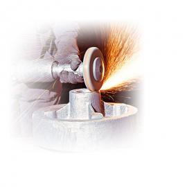 Абразивни инструменти за леярната индустрия
