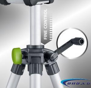 Зелен линеен лазерен нивелир CompactCross-Laser Pro Set 10
