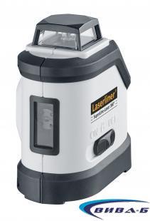 Линеен лазерен нивелир SuperLine-Laser 360° RX 40