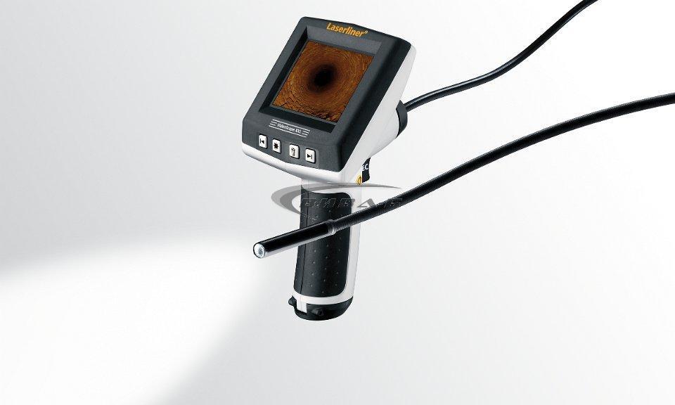 """Видеоконтролер Laserliner VideoScope XXL 9mm, 5m, 3.5"""" 1"""