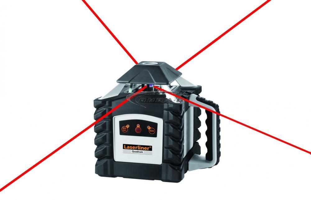 Ротационен лазер Quadrum 400 Pro S 4