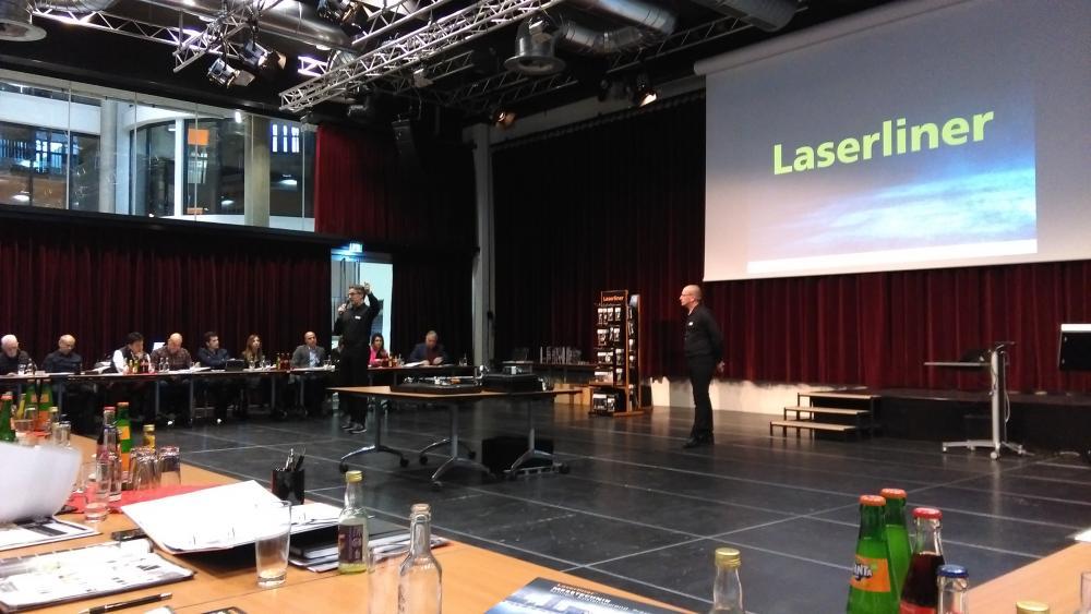 Международна търговска среща Laserliner 2019