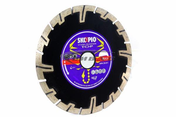 Диамантен диск за рязане универсален Stabil Runner Top 230x22