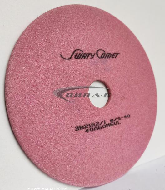 Абразивен диск за заточване на вериги 40A60 140х3,8х12