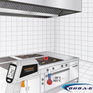 Безконтактен термометър ThermoSpot Plus + БОНУС ClimaCheck 8