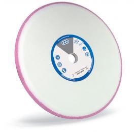 Двуслоен абразивен диск за заточване на банцингови ленти и триони 200х10х32
