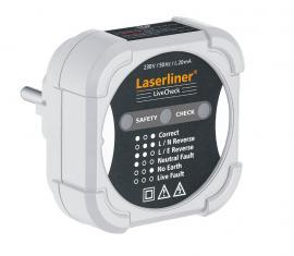 Тестер за електрически инсталации LiveCheck