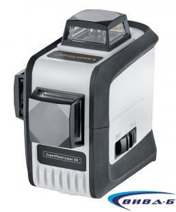 Линеен лазер SuperPlane-Laser 3D + БОНУС тринога FixPod 155 см 4