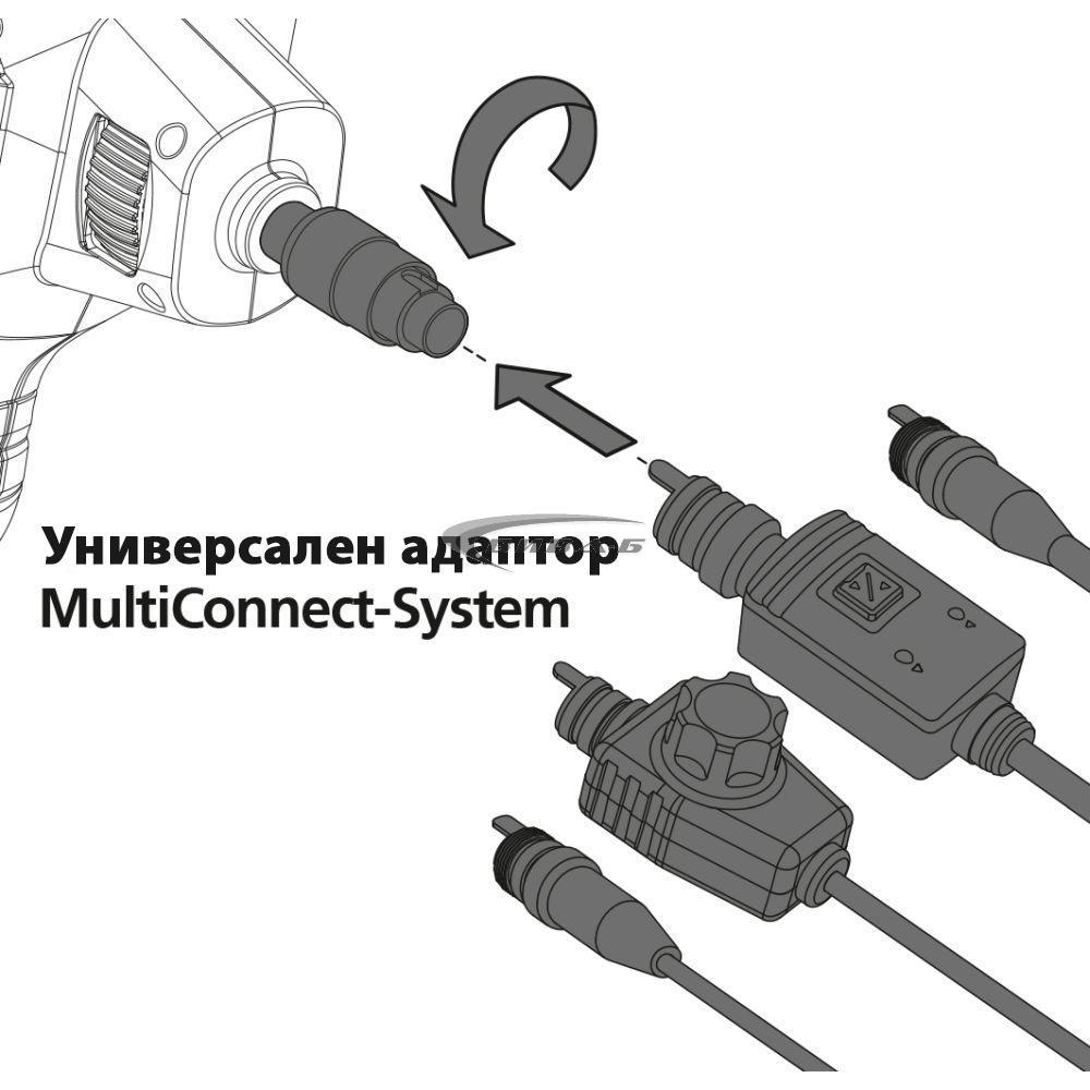 "Видеоконтролер Laserliner VideoFlex G4 Duo 9мм, 1.0м, 3.5"" 9"