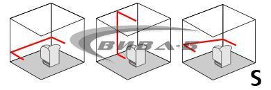 Линеен лазер AutoCross-Laser 2 Plus 1