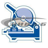 Карбофлексов диск за рязане на метал SwatyComet Skorpio 350х3х25.4 2
