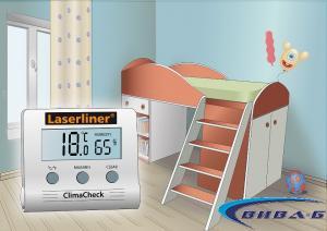 Термометър ThermoMaster + БОНУС ClimaCheck 4