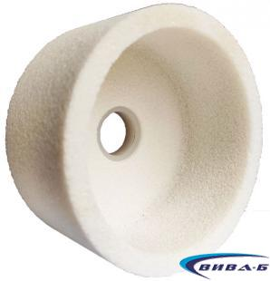 Абразивен диск форма F6 100х50х20-8х10 22A60