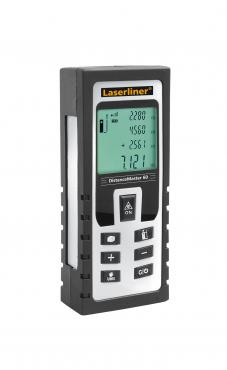 Лазерен далекомер-ролетка Laserliner DistanceMaster