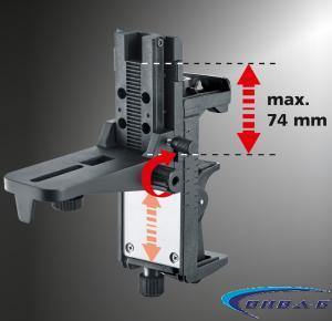 Зелен линеен лазер PrecisionPlane-Laser 4G Pro 8