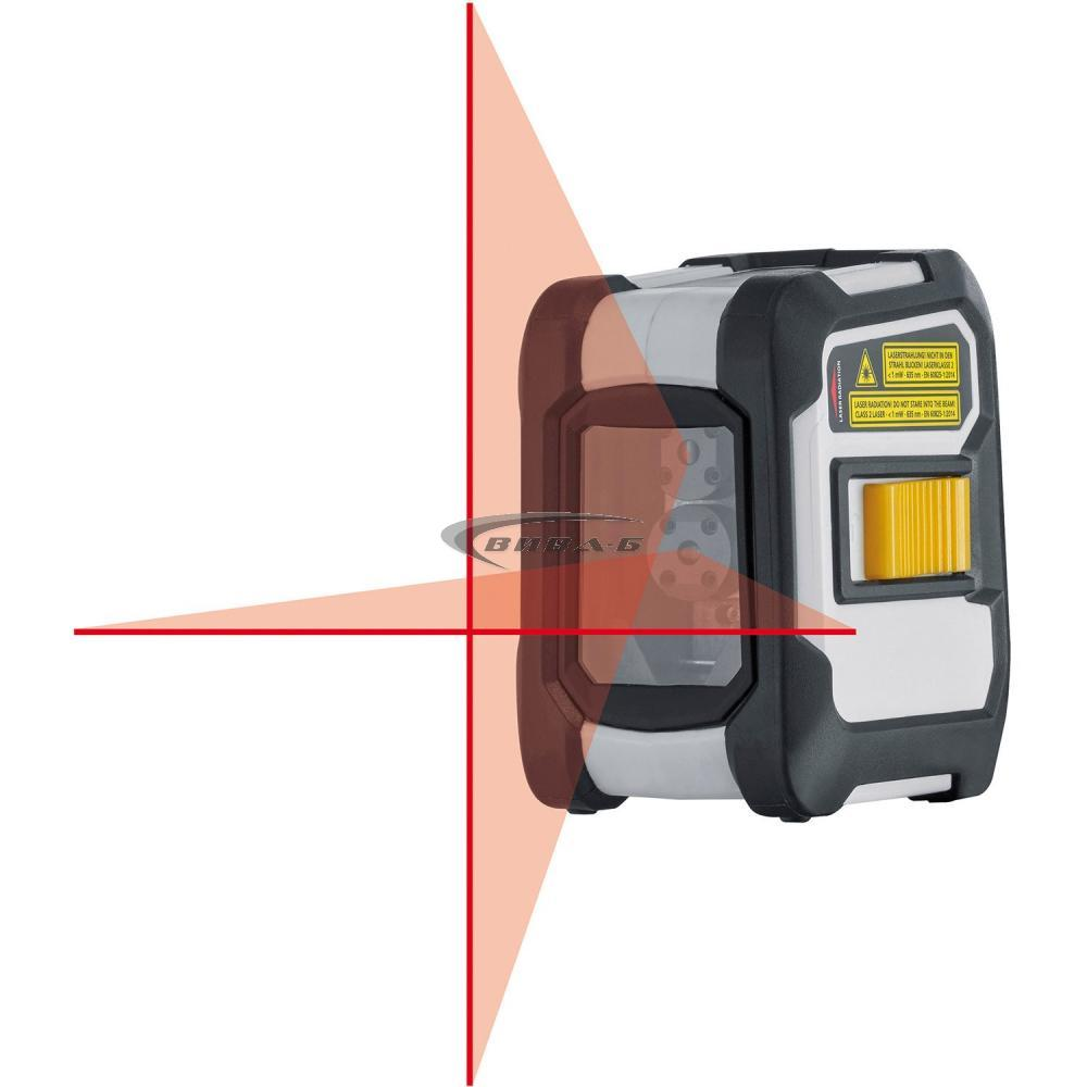 Линеен лазерен нивелир CompactCross-Laser Plus 4