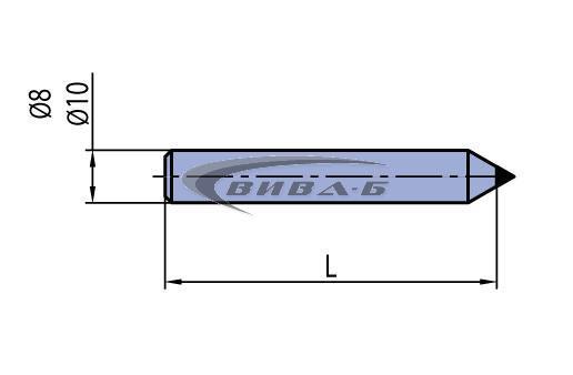Диамантен изравнител CYL K106 10х50 1.50kt