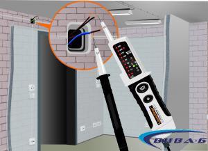 Електронен волтметър Laserliner AC-tiveMaster 1
