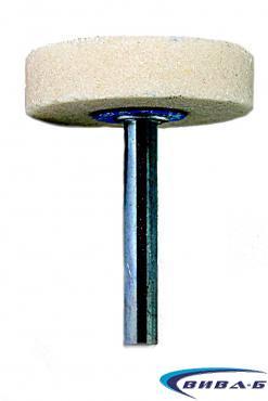 Шлайфгрифер керамичен плосък цилиндър ОА 4010-6 22А