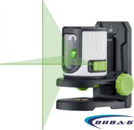 Зелен линеен лазерен нивелир EasyCross-Laser Green Set