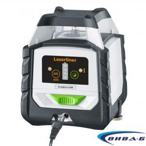 Зелен линеен лазер DuraPlane G360 set 175 см 3