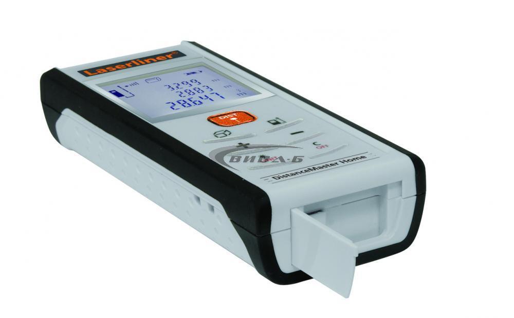 Лазерен далекомер-ролетка Laserliner DistanceMaster Home 3