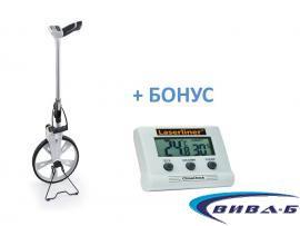 Измервателно колело RollPilot D12 + БОНУС ClimaCheck