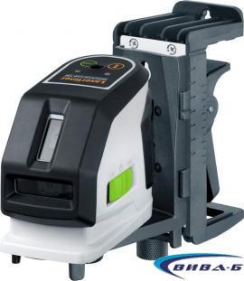 Зелен линеен лазер MasterCross-Laser 2GP