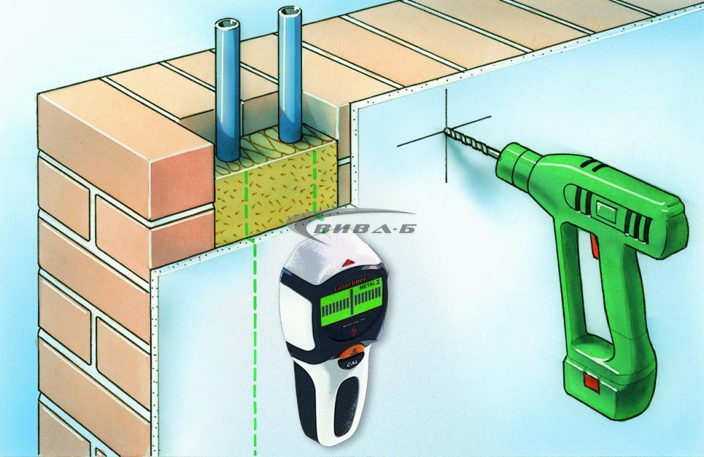 Електронен детектор Laserliner MultiFinder Plus 4
